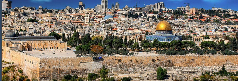 rondreizen door Israël