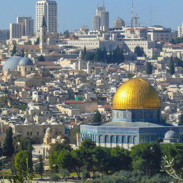 Jeruzalem en zijn bezienswaardigheden